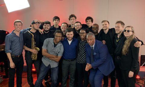 The Boysie Lowery Living Jazz Residency