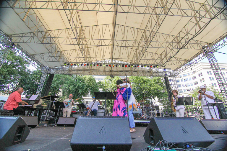 Clifford Brown Jazz Festival – An Exclusive Interview with the Showmakers