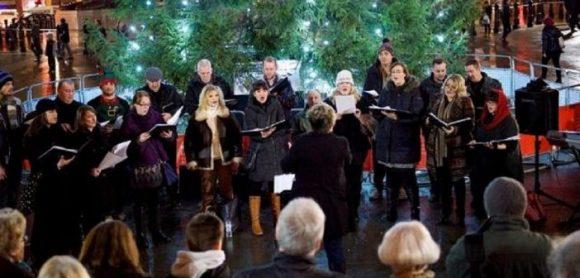 Wilmington's Caroling On The Square & Christmas Tree Lighting Announced