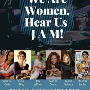 Clifford Brown Year-Round: We Are Women, Hear Us Jam!