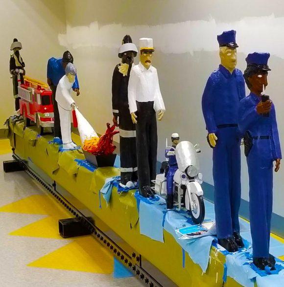 Delaware Children's Museum receives sculpture from City of Wilmington